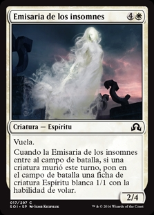 Emisaria de los insomnes - Emissary of the Sleepless